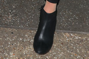 Queen Rania Ankle Boots