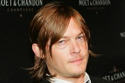 Norman Reedus Medium Layered Cut
