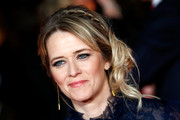 Edith Bowman Messy Updo