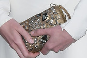 Erin O'Connor Gemstone Inlaid Clutch