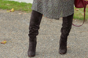 Atlanta de Cadenet Taylor Knee High Boots