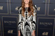 Kaia Gerber Beaded Dress