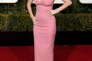 Katy Perry Form-Fitting Dress