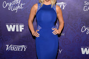 Carrie Keagan Cocktail Dress