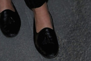 Tatiana Santo Domingo Tassel Loafers