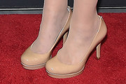 Judith Light Platform Pumps