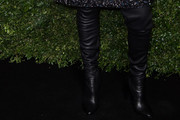 Rachel Weisz Over the Knee Boots
