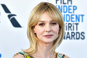 Carey Mulligan Medium Layered Cut