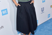 Hannah Simone Full Skirt