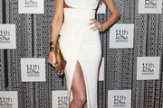 Jennifer Hawkins Evening Dress