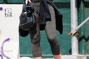 Dakota Fanning Leggings