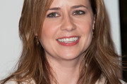 Jenna Fischer Layered Cut