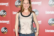 Ana Gasteyer Loose Blouse