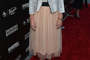 Kelly Oxford Long Skirt