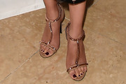 Grace Gealey Strappy Sandals