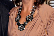 Layne Beachley Black Statement Necklace