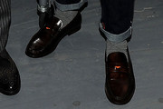 David Burtka Penny Loafers