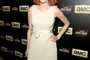 Emily Beecham Cocktail Dress