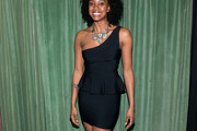 Condola Rashad One Shoulder Dress