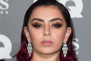 Charli XCX Short Side Part