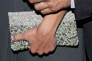 Sonja Magdevski Beaded Clutch