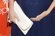 Ali Fedotowsky Leather Clutch