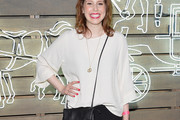Vanessa Bayer Loose Blouse