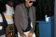 Chris Brown Tweed Jacket