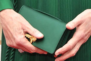 Sigourney Weaver Satin Clutch