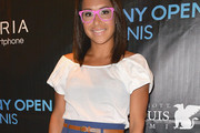 Heather Watson Off-the-Shoulder Top
