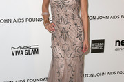 Finola Hughes Evening Dress