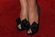 Lacey Chabert Peep Toe Pumps