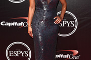 Rocsi Diaz Beaded Dress