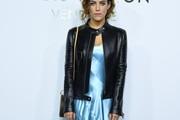 Riley Keough Leather Jacket