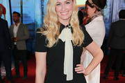 Beth Behrs Pussybow Blouse