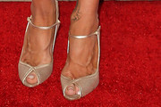Denise Richards Peep Toe Pumps