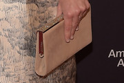 Frances O'Connor Suede Clutch