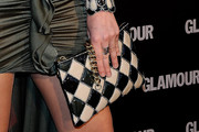 Marta Hazas Zip Around Clutch