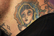 Joel Madden Portrait Tattoo