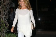 Lori Loughlin Loose Blouse