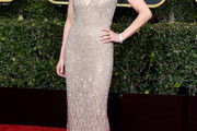 Felicity Huffman Beaded Dress