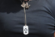 Peter Marino Dog Tag Necklace