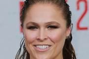 Ronda Rousey Half Up Half Down