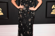 Hillary Scott Beaded Dress