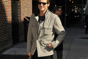 Jim Carrey Utility Jacket