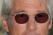 Richard Gere Oval Sunglasses