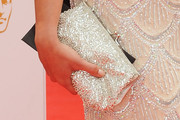 Lacey Turner Sequined Clutch
