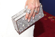Idina Menzel Beaded Clutch