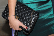 Daphne Oz Quilted Leather