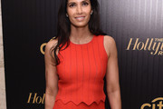 Padma Lakshmi Knit Top